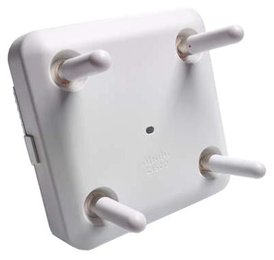 Cisco Точка доступа 802.11ac W2 AP w/ CA; 4x4:3; Ext Ant; 2xGbE; R Domain