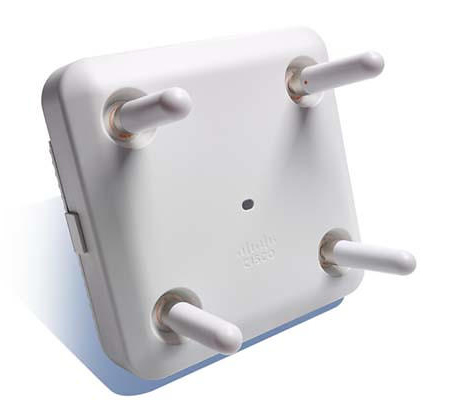 Cisco Точка доступа 802.11ac W2 AP w/ CA; 4x4:3; Mod; Ext Ant; mGig R Domain