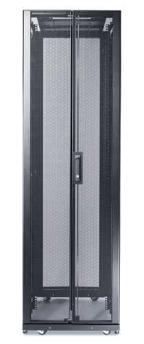 Шкаф APC  Netshelter SX 42U 750mm Wide x 1200mm Deep Enclosure Without Sides Black