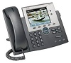 Телефон Cisco Unified IP Phone 7945, Gig Ethernet, Color