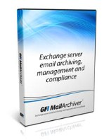 GFI MailArchiver including 3 years SMA (100-249 лицензии)&nbsp;<img style='position: relative;' src='/image/only_to_order_edit.gif' alt='На заказ' title='На заказ' />