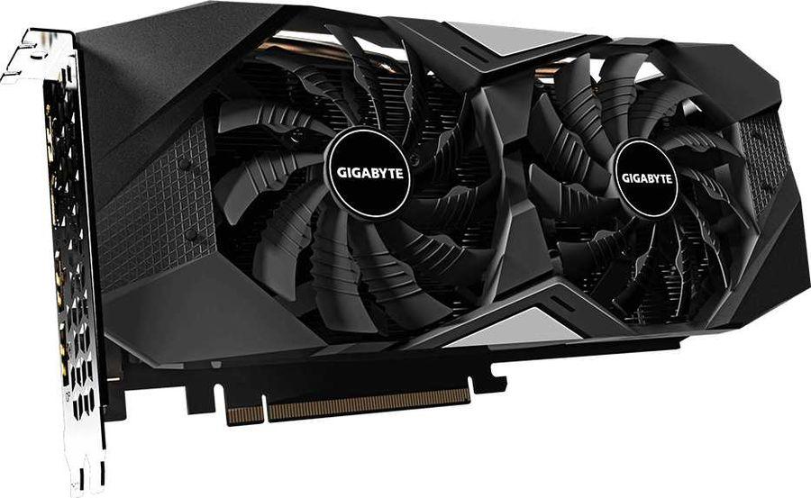 Видеокарта GIGABYTE nVidia GeForce RTX 2060SUPER , GV-N206SWF2-8GD, 8Гб, GDDR6, Ret