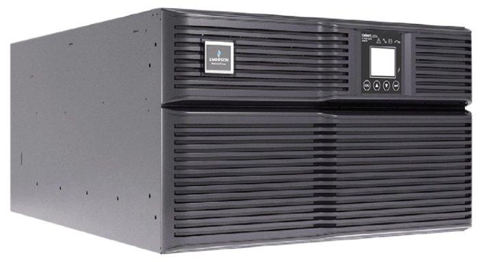 ИБП Vertiv Liebert GXT4 c двойным преобразованием (on-line) 5000VA (4000W) 230V Rack/ Tower