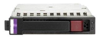 HP Жесткий диск MSA 300GB 12G SAS 10K 2.5in ENT HDD