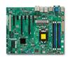 Материнская плата SuperMicro MBD-X10SLM-F-O Socket-1150 Intel C224 DDR3 uATX 2xRJ45 Gigabit Ethernet SATA3 VGA