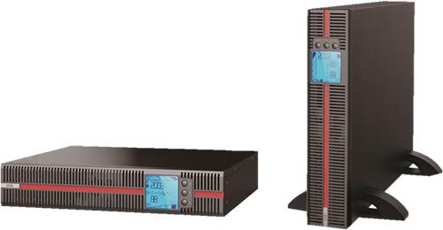ИБП Powercom MACAN SE, On-Line, 1000VA/ 1000W, Rack/ Tower
