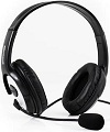 Microsoft Headset w/ micr LifeChat LX-3000, Win, USB, new