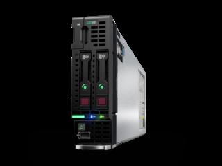 Сервер HPE BL460c Gen10