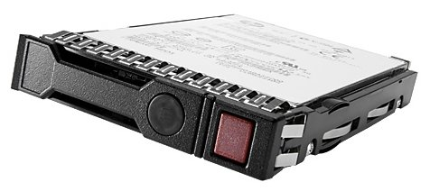 HP  Жесткий диск 10TB 3, 5''(LFF) NL-SAS 7.2K Hot Plug DP 12G 512e for MSA2040/ 1040