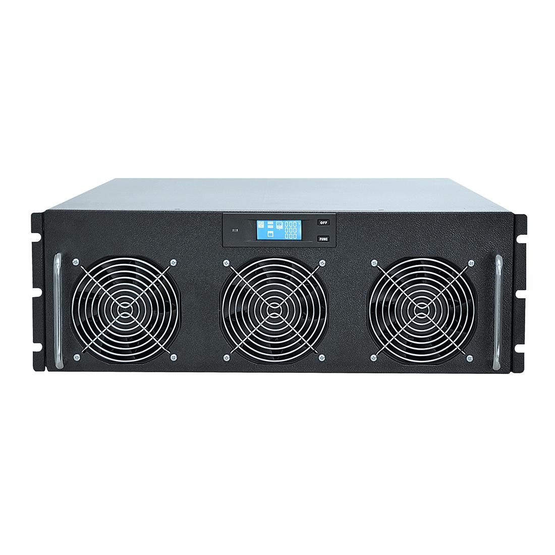 Силовой модуль SVC PM50X, 50кВа, Высота 4U, Независимый LCD-дисплей