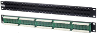 Hyperline PP-19-50T-8P8C-C2-110D Патч-панель 19