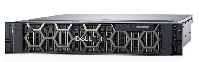 СерверDELL PowerEdge R740xd