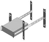 Комплект монтажный Vertiv Liebert для установки ИБП в стойку