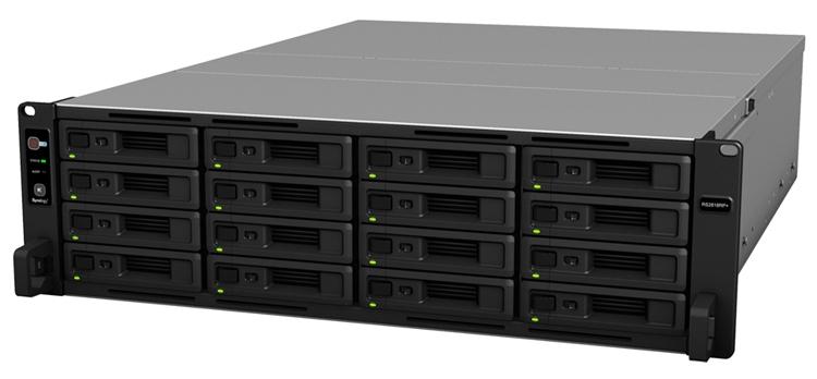 Система хранения Synology RS2818RP+