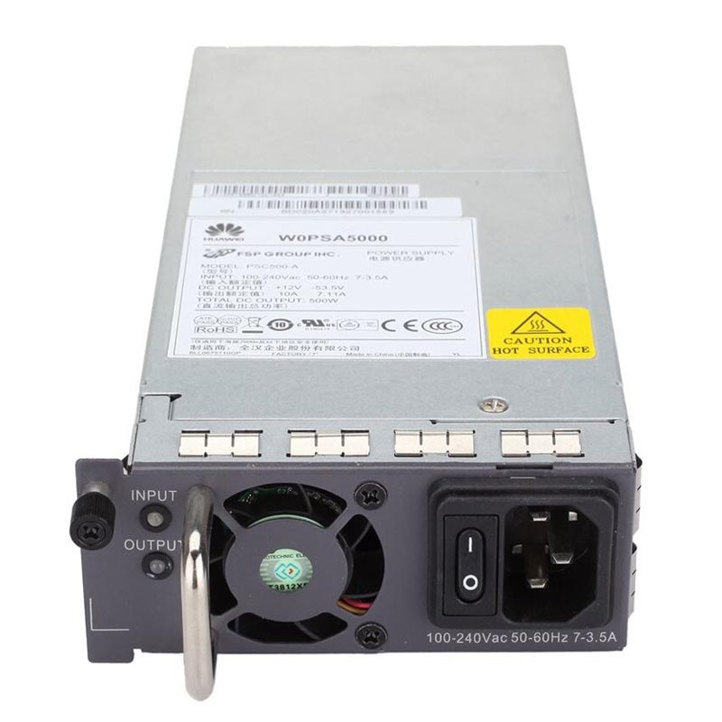 Блок питания Huawei 500W AC Power Module(gray)