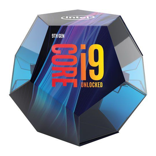 Процессор INTEL Core i9 9900KF