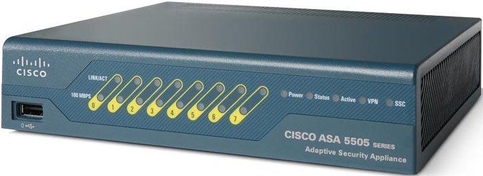Cisco Устройство защиты сетей ASA5505-SEC-BUN-K8 ASA5505-SEC-BUN-K8