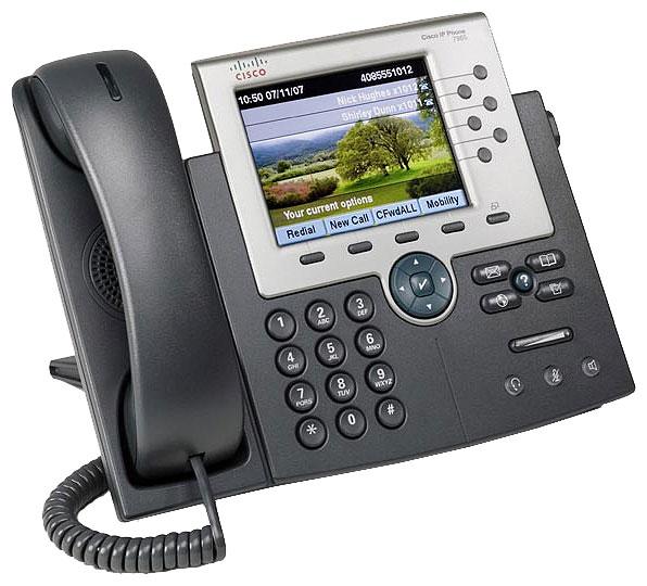 Cisco UC Phone 7965, CP-7965G-CCME