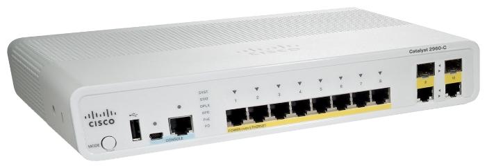 Cisco WS-C2960C-8PC-L WS-C2960C-8PC-L
