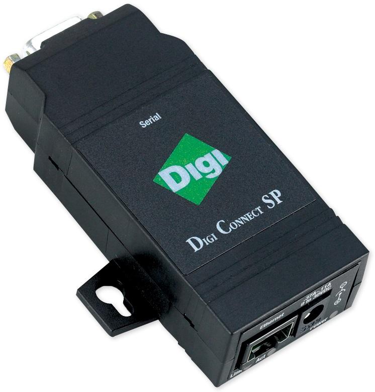 Digi Connect SP (single-unit pack w/ power supply)<img style='position: relative;' src='/image/only_to_order_edit.gif' alt='На заказ' title='На заказ' />
