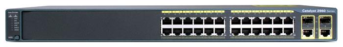 Cisco WS-C2960+24LC-L