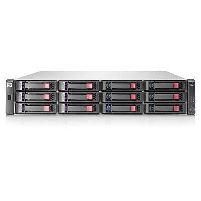 Массив HP P2000 G3 MSA, категория S-Buy, два контроллера 10GbE iSCSI, большой форм-фактор