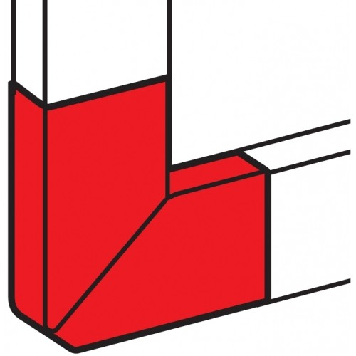 Legrand Угол плоский для короба 50х105