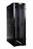 ЦМО Шкаф серверный ПРОФ 48U (600x1000) дверь перфорир. 2 шт.