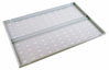 ЦМО Полка перфорированная грузоподъёмностью 100 кг., глубина 750 мм