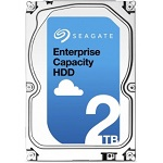 HDD SATA Seagate 2000Gb (2Tb), ST2000NM0008, Exos 7E2, 7200 rpm, 128Mb buffer