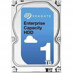 HDD SATA Seagate 1000Gb (1Tb), ST1000NM0008, Exos 7E2, 7200 rpm, 128Mb buffer
