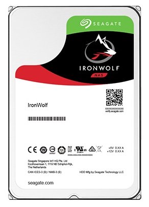 HDD SATA Seagate 12000Gb (12Tb), ST12000VN0007, IronWolf, 7200 rpm, 256Mb buffer <img style='position: relative;' src='/image/only_to_order_edit.gif' alt='На заказ' title='На заказ' />