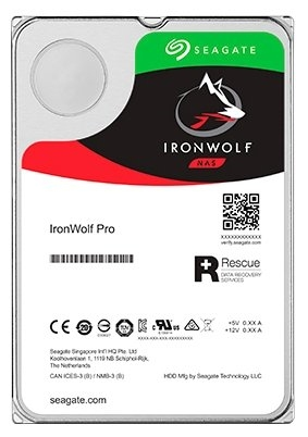 HDD SATA Seagate 12000Gb (12Tb), ST12000NE0007, IronWolf Pro, 7200 rpm, 256Mb buffer <img style='position: relative;' src='/image/only_to_order_edit.gif' alt='На заказ' title='На заказ' />