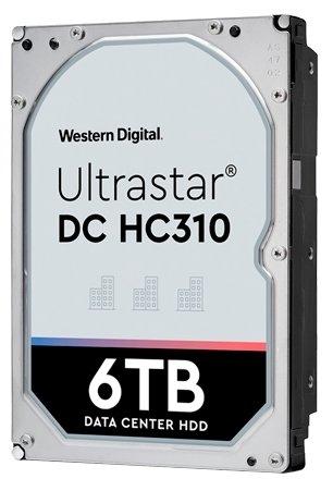 Western Digital Ultrastar DC HС310 HDD 3.5