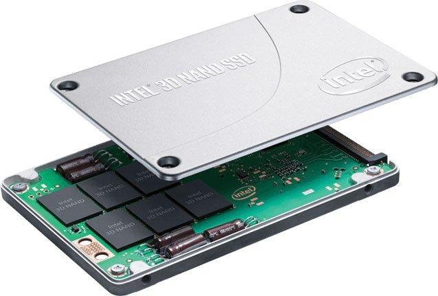 Intel SSD P4501 Series PCIE 3.1 x4