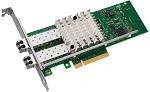 Intel Ethernet Server Adapter X520-SR2 10Gb Dual Port, SR transivers included (bulk)