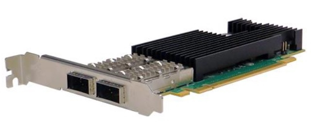 Silicom PE3100G2DQIRL-ZL4 Dual port Fiber (LR4) 100 Gigabit Ethernet PCI Express Content Director Server Adapter RoHS Compliant, 28 Gen 3, based on Intel FM10420 Only Support –LR4 with FEC enabled <img style='position: relative;' src='/image/only_to_order_edit.gif' alt='На заказ' title='На заказ' />