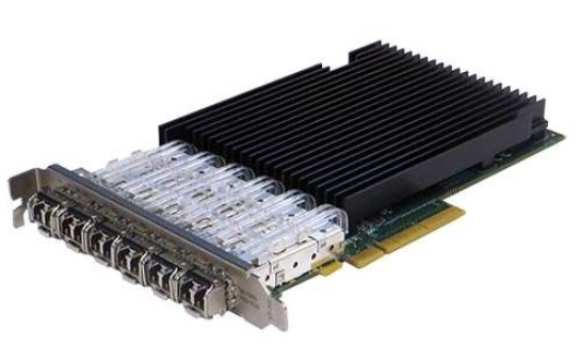 Silicom PE2G6SFPI35-R Six Port SFP Gigabit Ethernet PCI Express Server Adapter X8, PCI Express Gen2, Based on Intel i350, standard height, short PCI <img style='position: relative;' src='/image/only_to_order_edit.gif' alt='На заказ' title='На заказ' />
