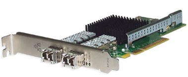 Silicom PE210G2SPI9A-XR Dual Port SFP+ 10 Gigabit Ethernet PCI Express Server Adapter X8 Gen2 , Based on Intel 82599ES, Low-profile, Support Direct Attached Copper cable (analog X520-DA2)