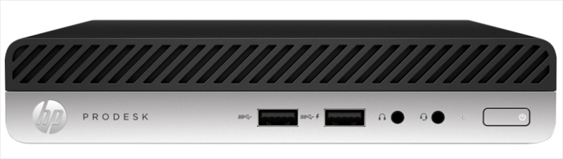 Компьютер HP Bundle ProDesk 400 G4 Mini