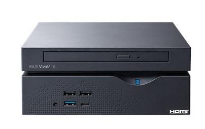 ASUS VC66-CBP172ZN / / INTEL G5400, Intel HD Graphics 630, 4GB DDR4, 128Gb M.2 SATA SSD, VESA, 177.4 x 153 x 74.1 mm, WIN 10 (90MS01F1-M01730)