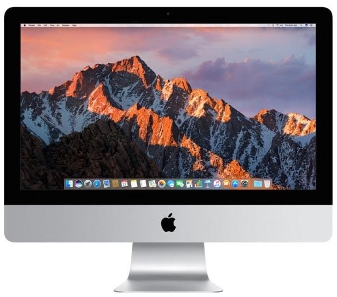 Apple 21.5-inch iMac Retina 4K display: 3.0(up to 3.5)GHz Q-core Intel i5, 8GB, 1TB HDD, Radeon Pro 555 - 2GB, Magic Keyboard, Magic Mouse 2