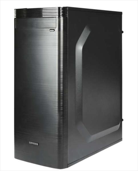 IRBIS Office 300 MT , Core I5-8400, 8Gb, SSD 240Gb, PSU 450W, DOS, black,  1 year