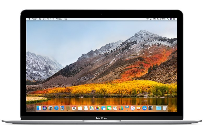 Apple 12-inch MacBook: 1.2(up to 3.0)GHz Intel Dual-Core m3, 8GB, 256GB SSD, Intel HD Graphics 615, Silver
