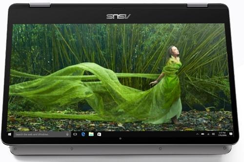 ASUS VivoBook Flip 14 TP401MA-EC011T Pentium N5000/ 4Gb/ 128Gb eMMC/ Intel HD graphics 605/ 14.0