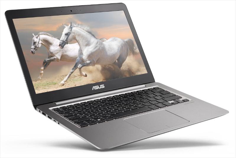 ASUS Zenbook Special UX310UA-FC1079R Core i3-7100U/ 8Gb/ 256GB SATA3 SSD/ UMA Intel HD 620/ 13.3 FHD(1920x1080) AG/ WiFi/ BT/ Cam/ Windows 10 Pro/ 1.45Kg/ QUARTZ GREY/ Sleeve + USB3.0 to RJ45 cable