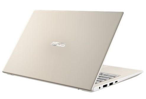ASUS VivoBook S13 S330UA-EY023T Core i5-8250U/ 4Gb/ 256GB SSD SATA3/ 13.3 FHD(1920x1080) AG/ WiFi/ BT/ Cam/ Windows 10 Home/ GOLD-METAL/ 1.2Kg/