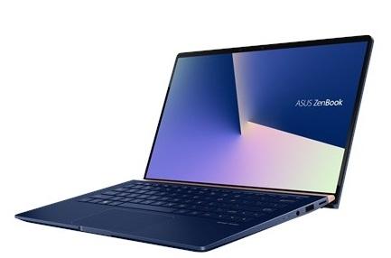 ASUS Zenbook 13 UX333FN-A3067T Core i5 8265U/ 8Gb/ 256GB SSD/ NVIDIA MX150 2Gb/ 13.3