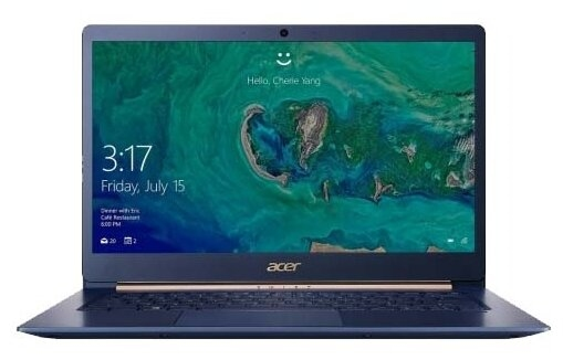 ACER Swift 5 Pro SF514-53T-78WY i7 8565U/ 8GB/ 256GB PCIe / 14, 0