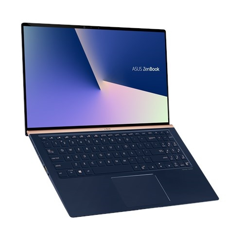 ASUS Zenbook 15 UX533FN-A8042T Core i5-8265U/ 8Gb/ 512Gb SSD/ GeForce MX150 2Gb/ 15.6 FHD 1920x1080 AG/ WiFi/ BT/ HD IR/ RGB Combo Cam/ Windows 10 Home/ 1.6Kg/ Royal Blue/ Sleeve + USB3.0 to RJ45 cab <img style='position: relative;' src='/image/only_to_order_edit.gif' alt='На заказ' title='На заказ' />